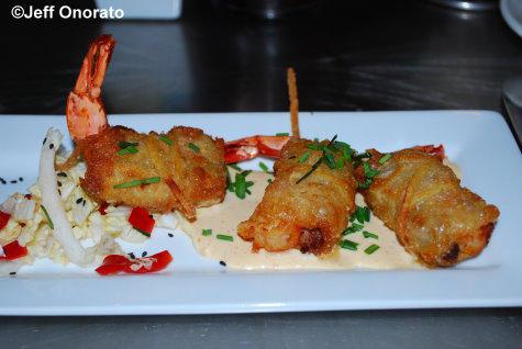 Maya Grill Crispy Shrimp