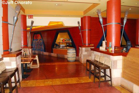Coronado Springs Maya Grill