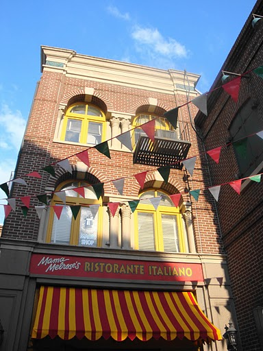 Mama Melrose's Ristorante Italiano at Disney's Hollywood Studios