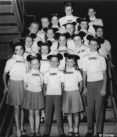 Mickey Mouse Club Mouseketeers