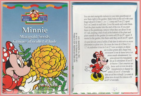 Minnie Marigolds