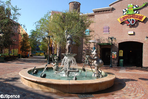 Muppets_Fountain