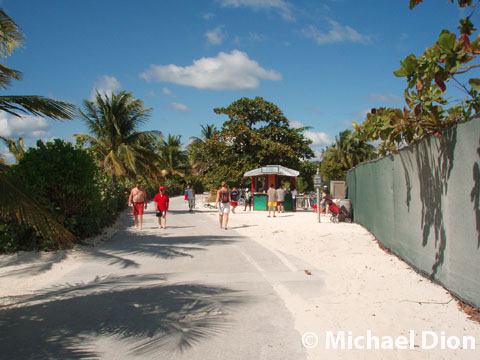 Bike Rentals - Castaway Cay - Disney Cruise Line