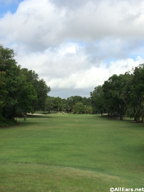Disney's Oak Trail Golf Course Hole #1