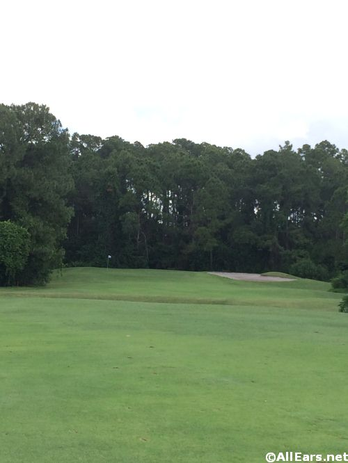Disney's Oak Trail Golf Course Hole #6