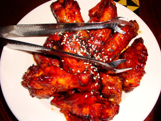 Ohana Chicken Wings