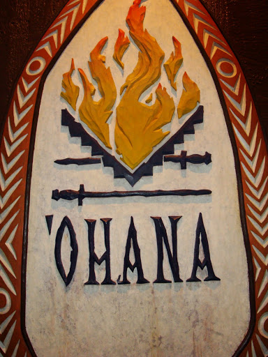 Ohana Signage