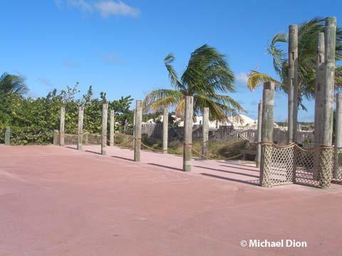 Old Tram - Castaway Cay - Disney Cruise Line