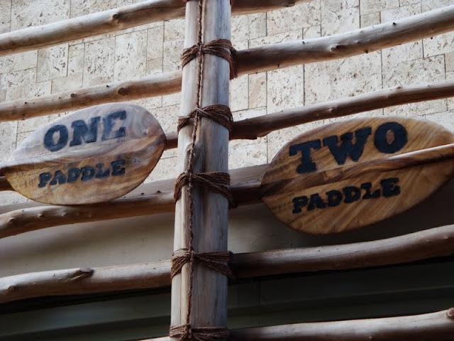 One_Paddle_Signage