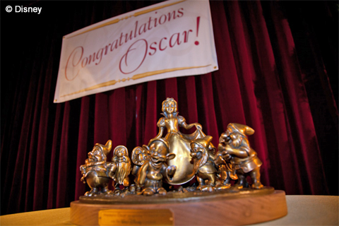 Oscar's 55 Year Award