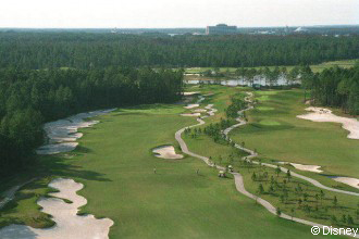 Osprey Ridge course