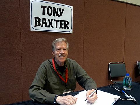PNW Speaker Tony Baxter