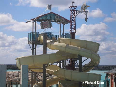 Pelican's Plunge - Castaway Cay - Disney Cruise Line