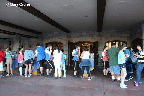 Philharmagic FastPass Distribution