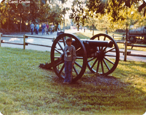 River Country cannon