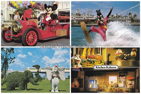 Postcard Scans