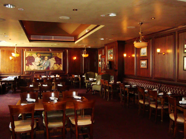Raglan Road Dining Room2