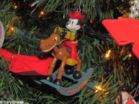 Rocking Horse Mickey