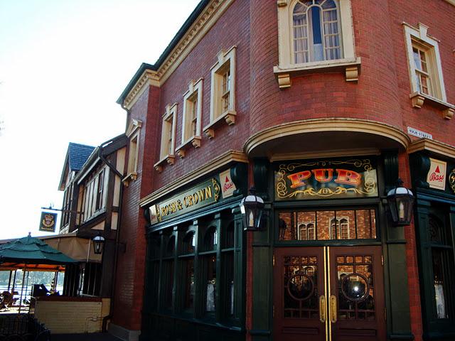 City Pub Exterior