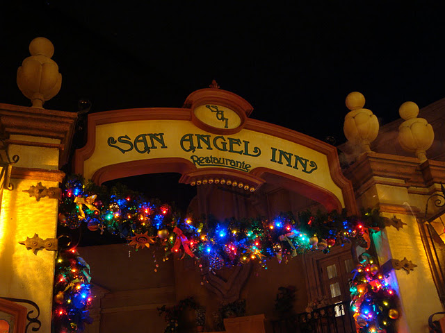 San Angel Signage