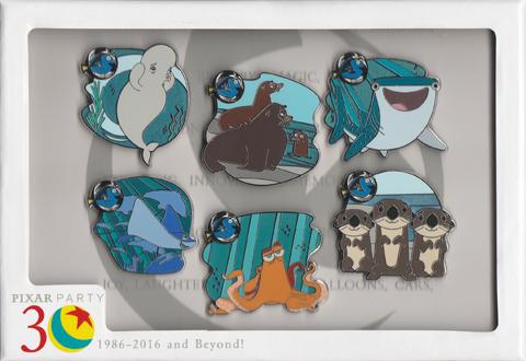 Scavenger Hunt Prize Pins