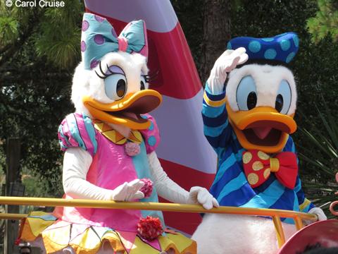 Daisy & Donald