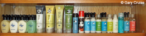 Medicine Cabinet Soaps and Lotions
