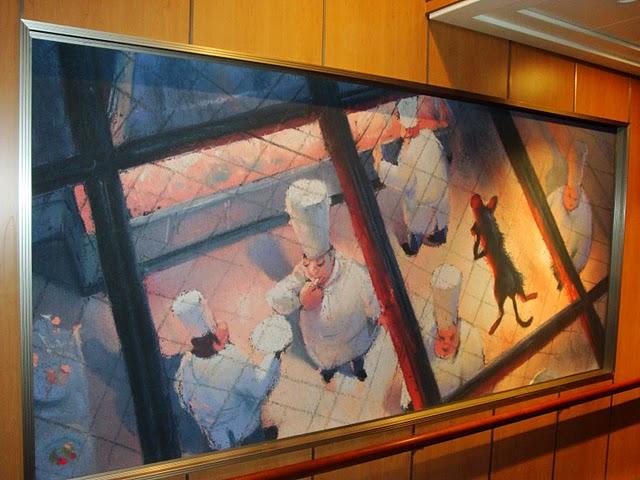 Stairwell Art1