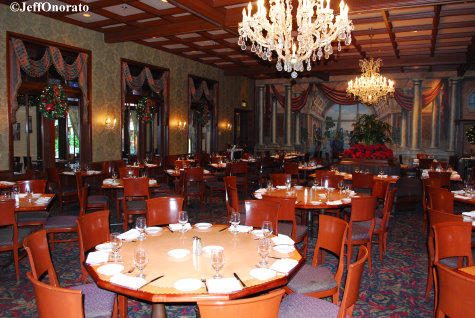 Tutto Italia Dining Room