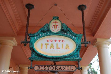 Tutto Italia Signage