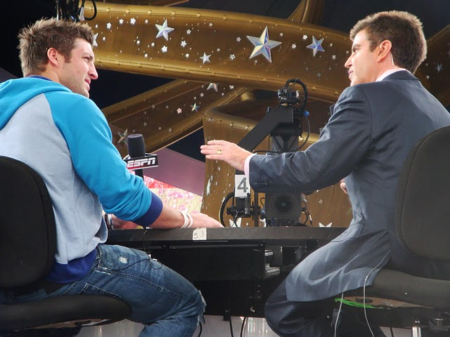 Tim Tebow Interview