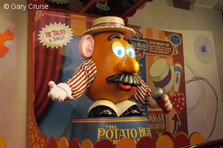 Toy Story Potato Head