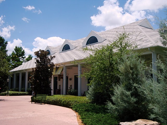 Turf Club Exterior