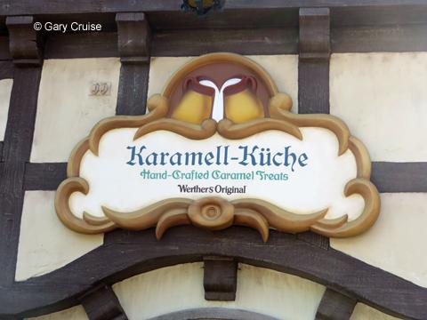 Karamell-Küche