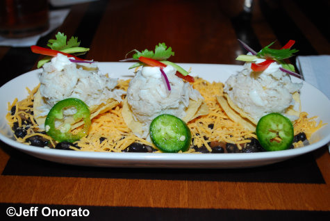 Crab Nachos - The Wave Restaurant - Contemporary Resort