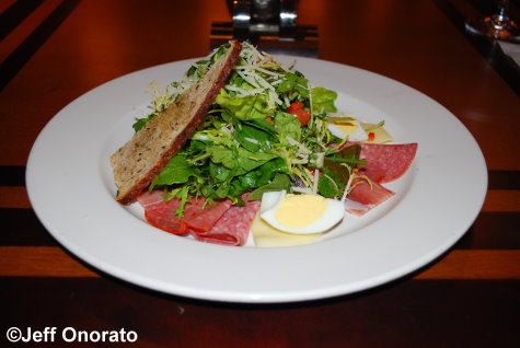 Italian Chef Salad - The Wave Restaurant - Contemporary Resort