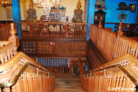 Yak & Yeti Stairs
