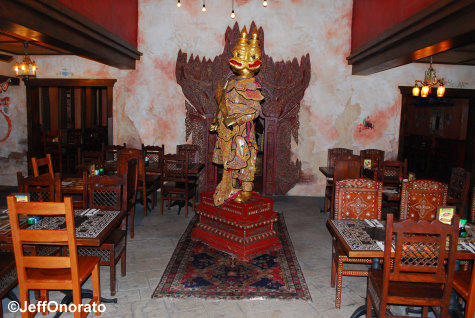 Yak & Yeti Main Dining Room