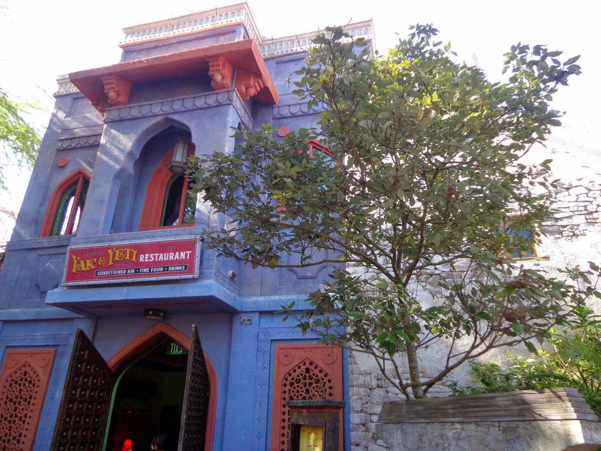Review: Animal Kingdom's Yak and Yeti Restaurant
