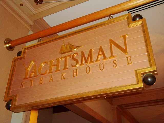 Yachtsman Sign