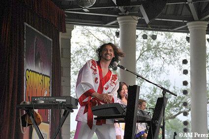 Bjorn Again A Tribute to ABBA Epcot's American Gardens Theatre