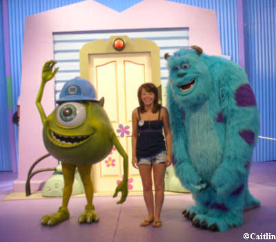 Caitlin Mike and Sully