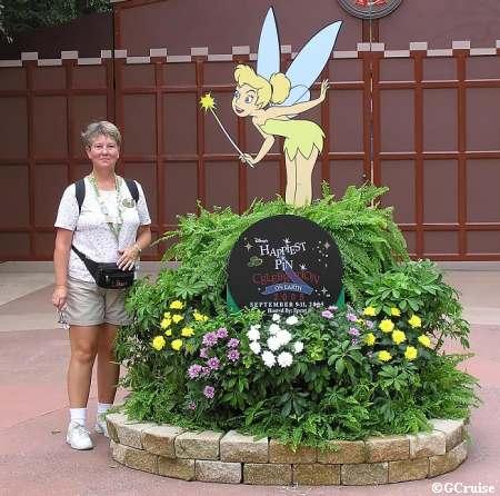Carol Cruise at Pin Celebration 2005