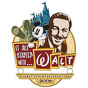 It All Started With .. Walt