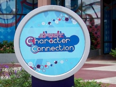 Character Connection Sign