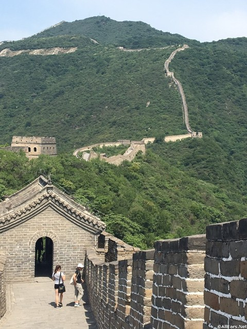 Great Wall of China Adventures by Disney