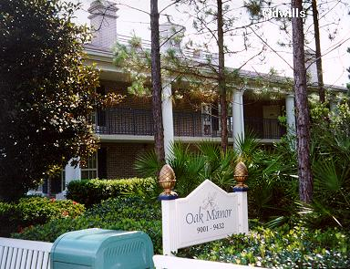 Oak Manor at Port Orleans Riverside