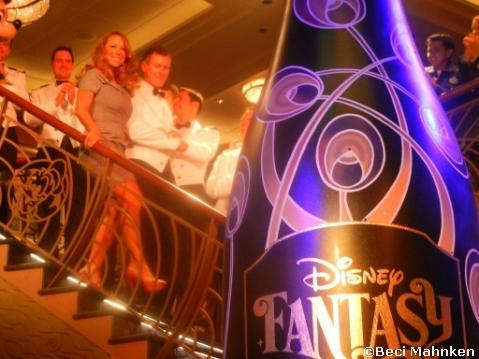 Disney Fantasy Christening