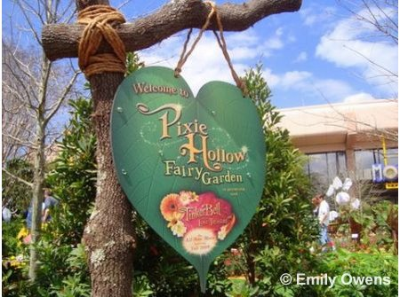 I DO Believe in Fairies! Epcot\'s Flower and Garden Festival (All ...