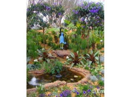 2009 EPCOT Flower & Garden Festival Pixie Hollow